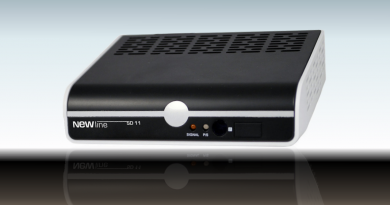 New-Line SD-11 SAT-Receiver