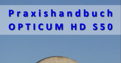 Opticum HD S50 Handbuch
