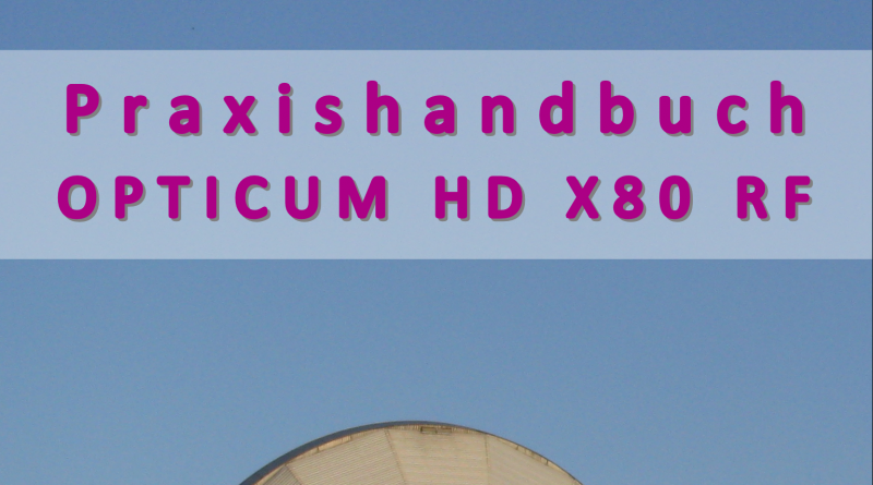 Opticum HD X80RF