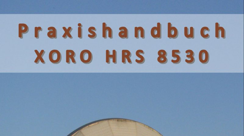 XORO HRS 8530 Handbuch