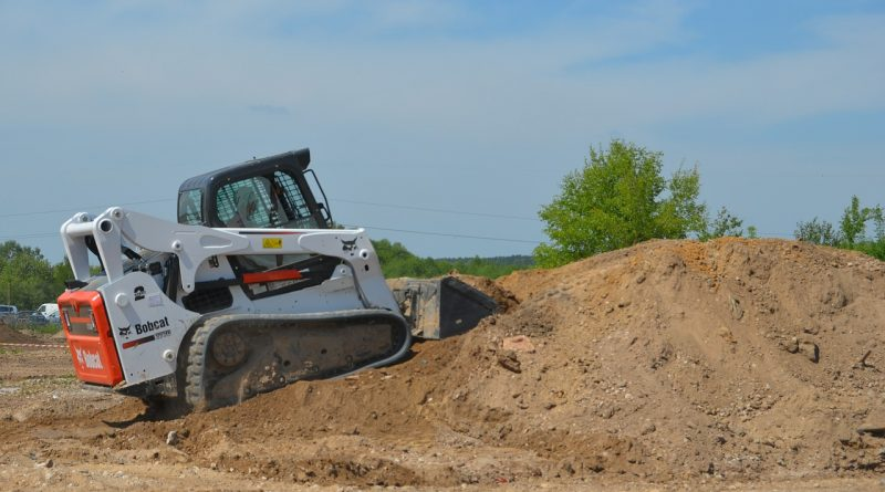 Bobcat Land- und Baumaschinen