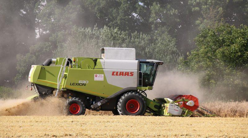 Claas - Land- und Baumaschinen