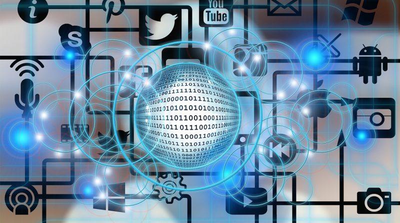 Datenbank Netzwerk und Struktur