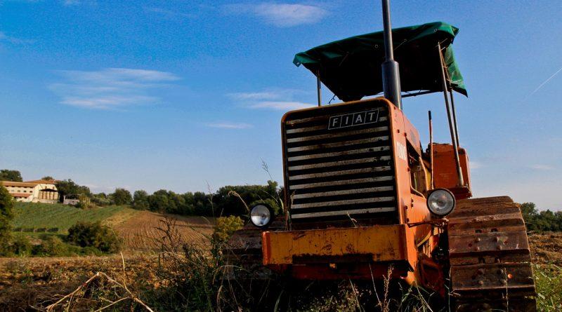 Fiat - Land- und Baumaschinen