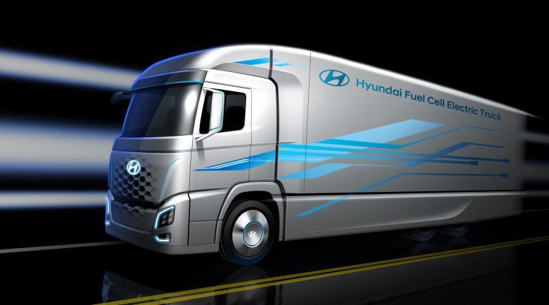 H2O Hyundai Truck