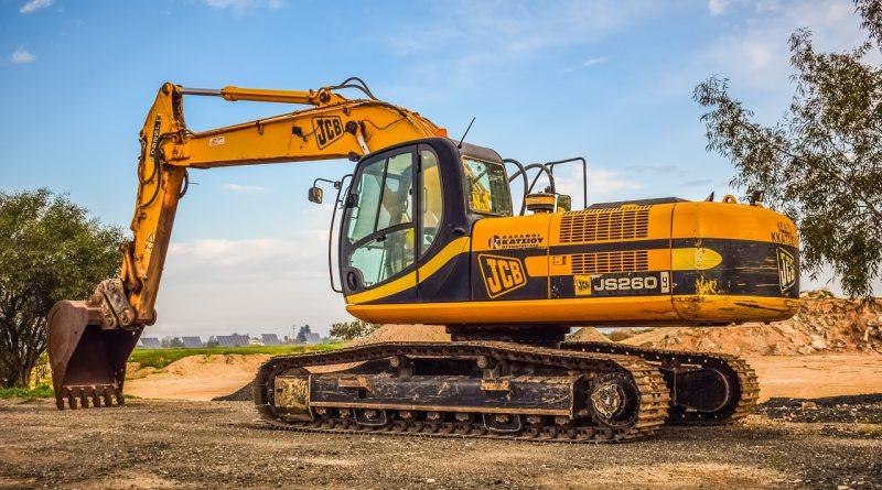JCB - Land- und Baumaschinen