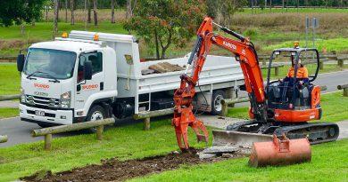 Kubota - Land- und Baumaschinen