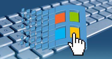 Windows Logo Tastatur