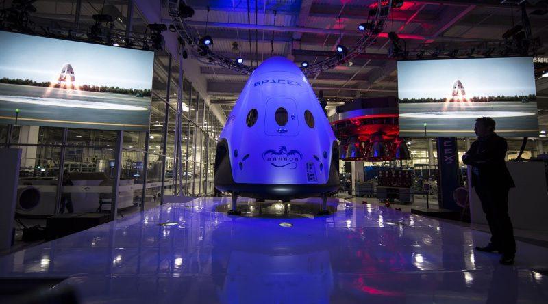 Elon Musk - SpaceX Raumfahrt