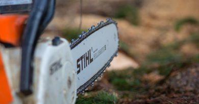 Stihl Land- und Baumaschinen