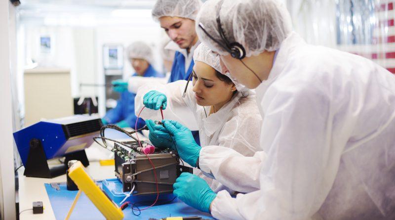 CubeSAT - Microsatelliten