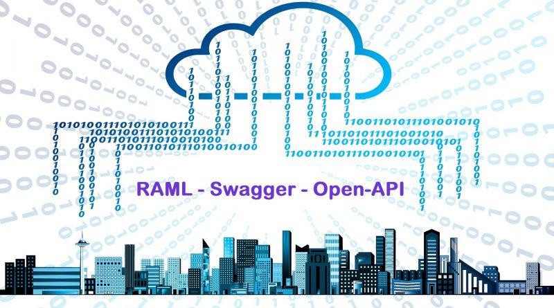 API-Beschreibungssprachen RAML, Swagger, Open-API