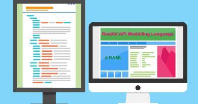 RAML Restful-API-Modelling-Language