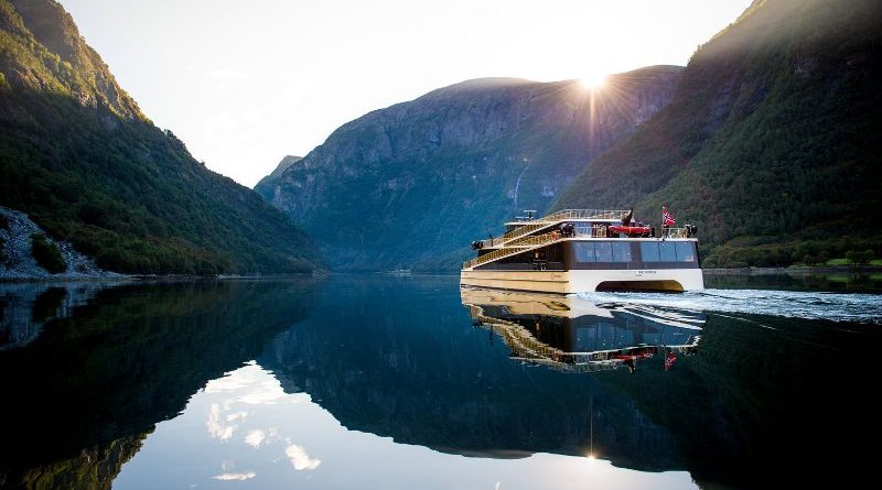 Null-Emissions-Schifffahrt in Norwegen